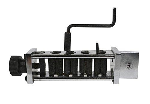 """Italian Model Zig-Zag Machine w/ 7/8"""" Wide Rollers Rollin..."""