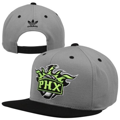 eb0270c18fb12 NBA Phoenix Suns Adidas Fashion Two Tone Plastic Snapback Hat (Adjustable  (Adult))