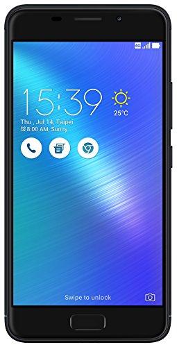 Asus Zenfone 3s Max  Black, 32  GB   3  GB RAM