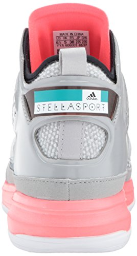Adidas Performance Womens Irana 2 Cross-trainer Scarpa Grigio Due / Flash Rosso / Nero