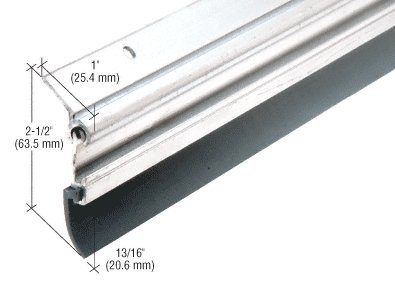 CRL Aluminum Residential Automatic Door Sweep for 36\