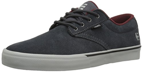 De Skateboard Homme dark Jameson Vulc grey Etnies Chaussures Grey red064 Grey xqXwHtXInZ