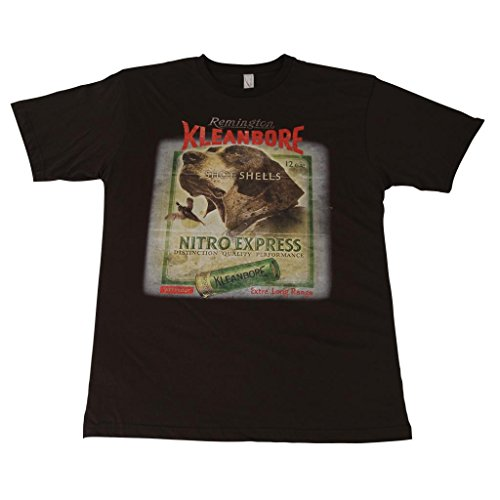 Remington Men's Kleanbore Shells Logo Short Sleeve T-shirt