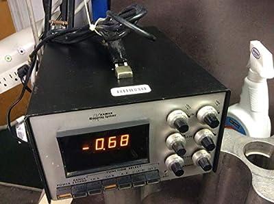 Venture Florida Electronics Kaman KD2612-2UB 851508-K010 Measuring System A B Channels GAIN Zero Rare $399
