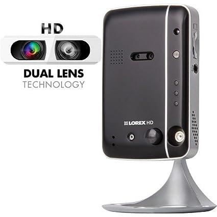 Camara IP HD con visión nocturna y detección de movimiento (IOS, ANDROID)