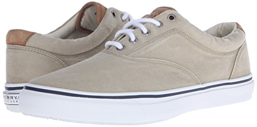 Sperry Top-Sider Men's Salt Washed Striper LL CVO Laceless,Chino,10.5 M US by Sperry Top-Sider (Image #6)