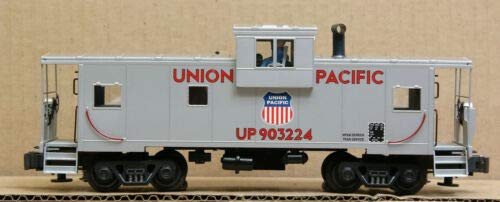 K-Line O Scale Union Pacific #UP903224 Die Cast Classis Caboose Car #K618-2111 ()