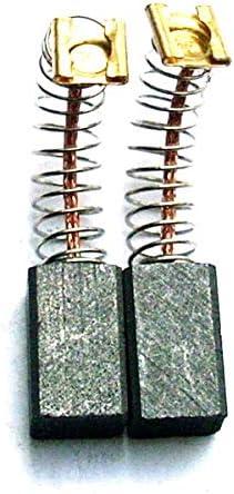 balais de charbon GOMES, compatible Hitachi DUT 13, DUV-10