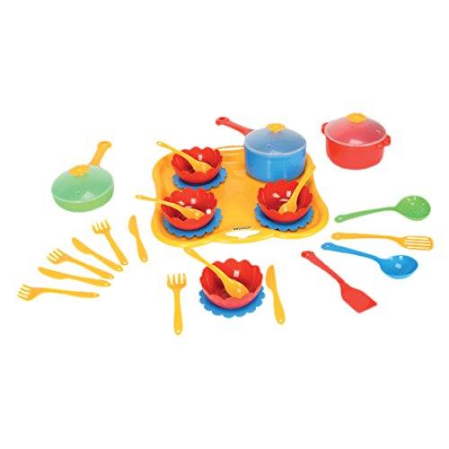 Wader - 2078174 - Service De Alimentaire - Party World - 31 Pièces