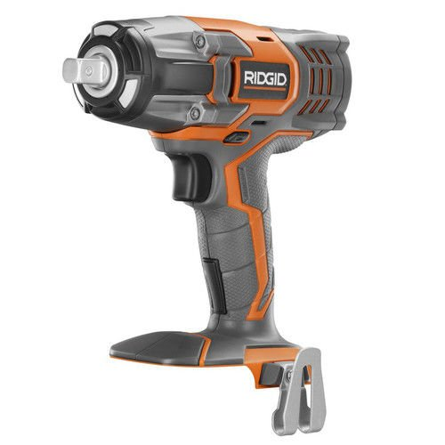 Ridgid ZRR86010B 18V Cordless Lithium-Ion 1/2 in. Impact Wrench (Bare Tool) (Certified Refurbished)