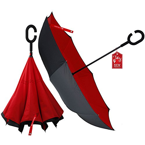 Inverted Umbrella Waterproof windproof protection