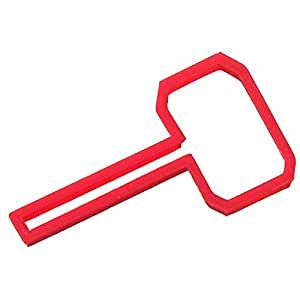 """Thor's Hammer Plast-Clusive Cookie Cutter 4"""" PC0235"""