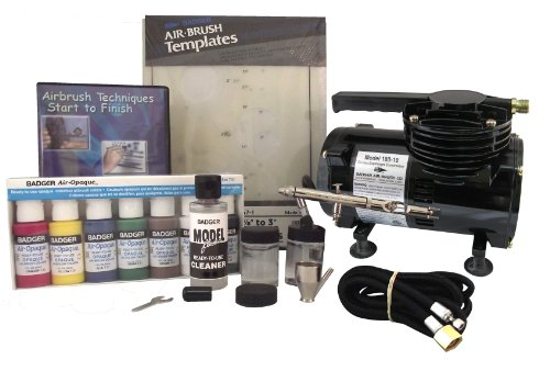 Badger Air-Brush Co. 314-ABWC Art Starter/Basic System with Compressor