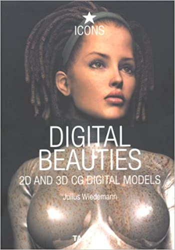 Book Digital Beauties (Icons Series)