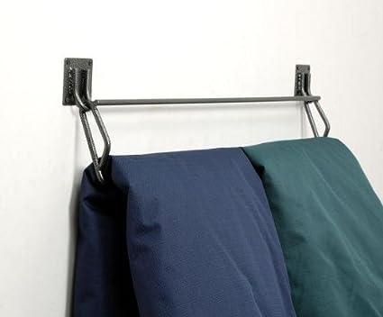 4844cd162b Amazon.com  Tough 1 Fold Down Blanket Rack 36in  Home   Kitchen