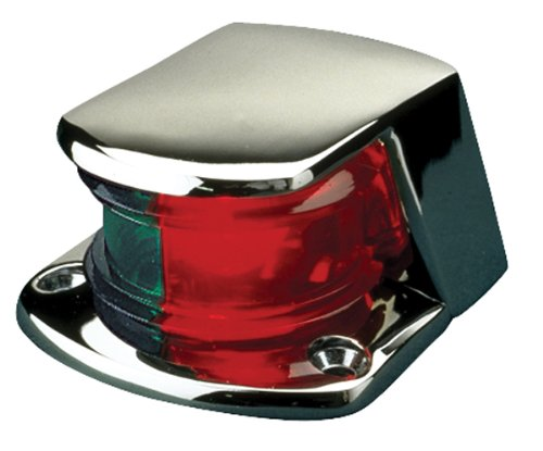 Navigation Light (Sea Dog 400155-1 Combination Bow Light)
