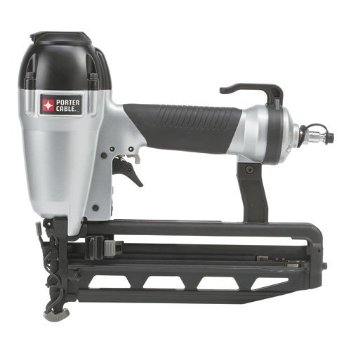 PORTER CABLE FN250CXR Factory-Reconditioned 16 Gauge Finish Nailer with Kit Box, 2 1/2″