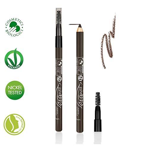 PuroBIO Certified Organic Eyeliner/ Eyebrow Pencil