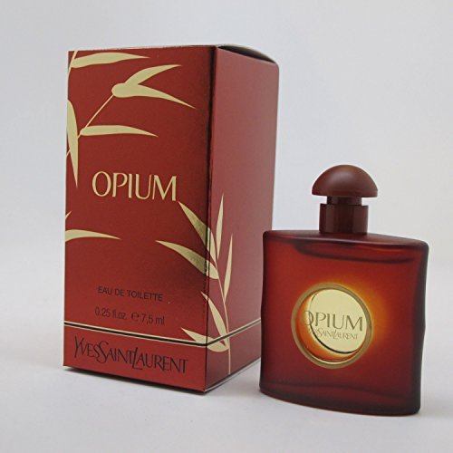 Opium YSL .25 Ounce Eau De Toilette Splash-On Mini