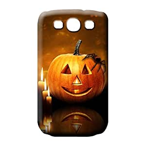 samsung galaxy s3 Collectibles Phone pattern mobile phone shells halloween pumpkin candles