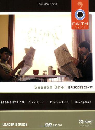 Season One: Episodes 27-39: Leader's Guide (Faith Café)