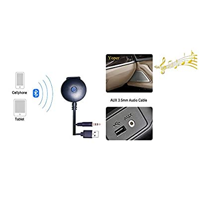 Bluetooth Kit for BMW and Mini Cooper of Android iPhone iPod Integration Music Interface Adaptor for Cars USB AUX connector: Automotive