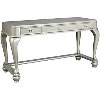 Amazon Com Ashley Coralayne Bedroom Vanity In Silver