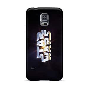 Best Hard Phone Cases For Samsung Galaxy S5 (Wsa13018ChYT) Customized Realistic Strat Wars Series