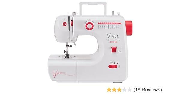 Amazon The Vivo 40Stitch Create Repair Sewing Machine by Magnificent Local Singer Sewing Machine Repair