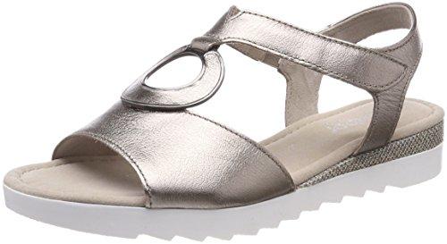 Multicolore Glamour Femme Sport Comfort Shoes Gabor Mutaro Cheville Sandales Bride q0OxawR