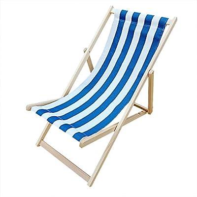 Sdraio Da Spiaggia Legno.Conemi Sedia Da Spiaggia Pieghevole Sdraio Da Giardino In Legno