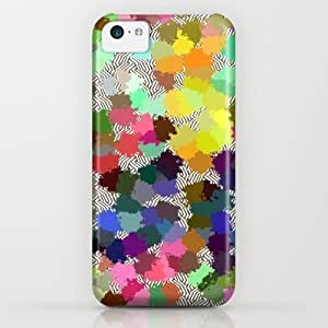 Society6 - Colour Pattern iPhone & iPod Case by Snehal Jain by icecream design