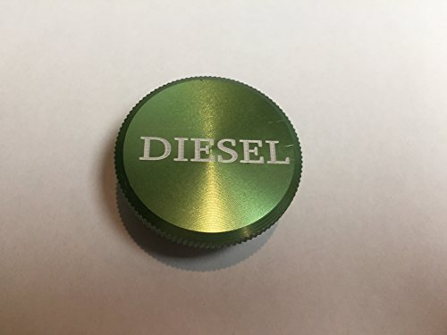 Diesel Destruction NEW 2013-2016 Dodge Ram Diesel Billet Aluminum Magnetic Truck Fuel Cap