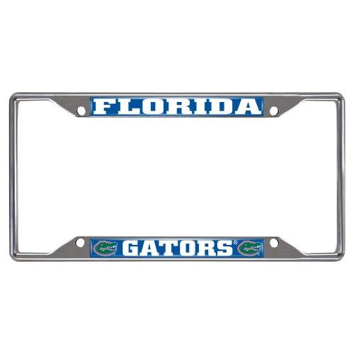 SLS Florida Gators Colored Metal License Plate Frame