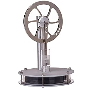 Sunnytech Sunnytechlow Temperature Stirling Engine Motor Steam Heat Education Model Toy Kits Lt001-christmas Gift Toy Great Gift for Boyfriend or Girlfriend, Parents, Kids