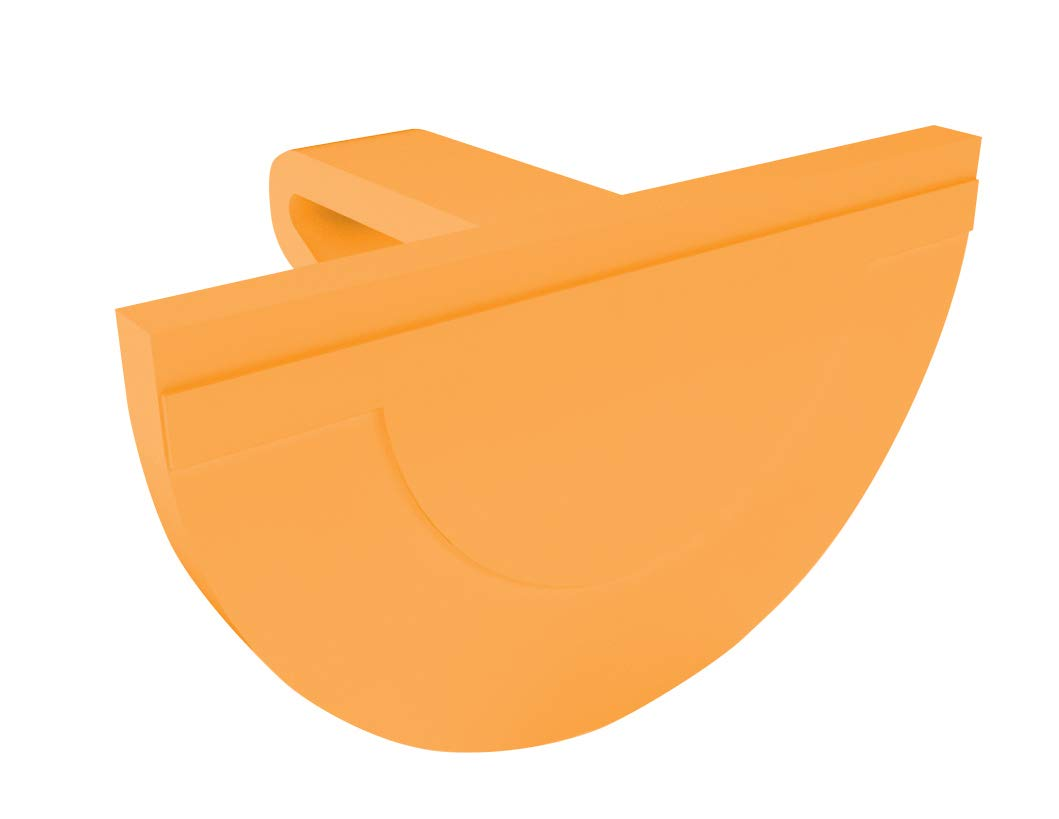 Big D 637 The D-Clip Toilet Rim Hanger, Sunburst Fragrance, Orange (Pack of 12) - Lasts up to 45 Days - Ideal for restrooms in Offices, Schools, Restaurants, Hotels, Stores