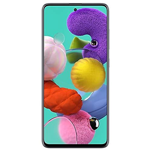 Samsung Galaxy A51 (SM-A515F/DS) Dual SIM 128GB,4GB RAM GSM Factory Unlocked (Black)