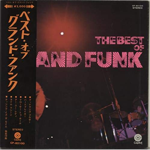 Rare Earth & Grand Funk, The Best of 2 Superstar ()