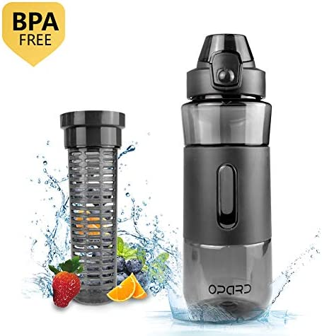 Opard Infuser Bottle Recipes Cleaning product image