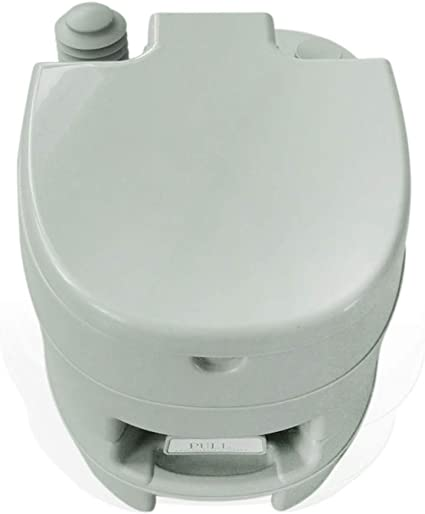 NANE Inodoro Portátil Químico Baño WC 12L con Tapa para ...