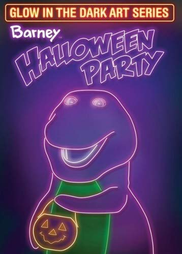 Barney: Halloween