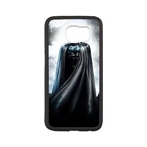 Samsung Galaxy S6 Cell Phone Case White Batman Plastic Phone Cases ASW