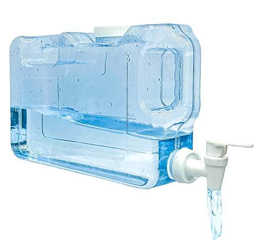 🥇 dispensador de agua fría para Nevera. Garrafa con Capacidad 4