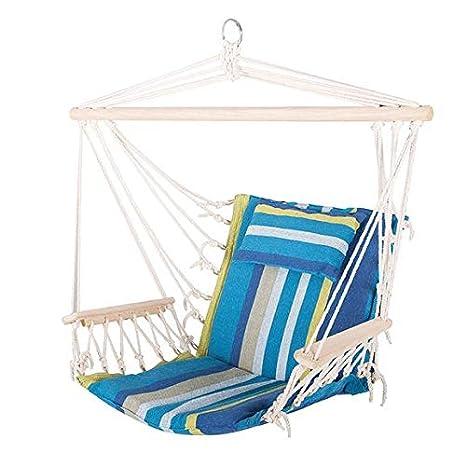 Oztrail - Silla hamaca Anywhere. Carga máxima 120 kg FHA-HCH-A Anywhere Hammock Chair 102x96x54cm 2.3kg sillón colgante, balancín para colgar