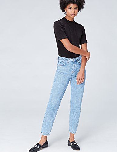 Noir shirt Moulant black Femme Find T 0wYfqxII