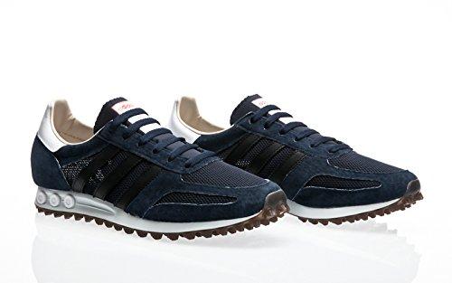 adidas Originals LA Trainer OG, collegiate navy-core black-gum, 4