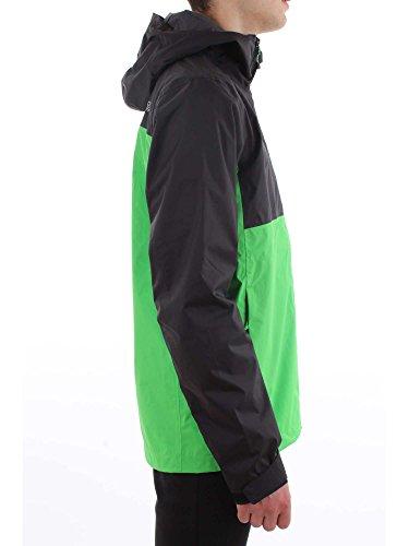 3pp Verde II Face T93BU1 Chaqueta The SHL Negro EXTENT TNF M Hombre S North Pzqx4F