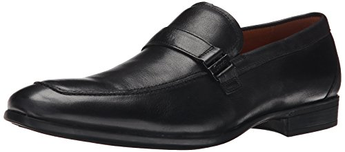 On Burbank Men's Bit Black Loafer Florsheim Slip I48q5a