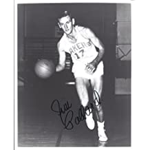 Jim Pollard Signed - Autographed Minneapolis Lakers - Los Angeles Lakers 8x10 inch Photo - Deceased 1993 Hall of Famer - Guaranteed to pass PSA or JSA