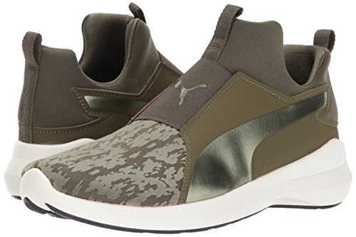 1e2bd7f254d Puma Women s Rebel Mid WNS VR Sneaker  Buy Online at Low Prices in India -  Amazon.in